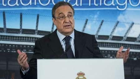 Florentino Peréz sobre la Superliga: ''Hemos perdido 400 millones, el fútbol tiene que evolucionar''