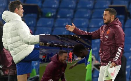 Eden Hazard pidió disculpas a los hinchas del Real Madrid