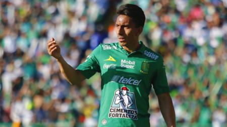 ¿Cuándo termina contrato Ángel Mena con León?