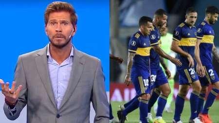 El 'Pollo' Vignolo también criticó a Boca Juniors