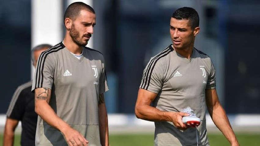 Bonucci revela el 'mal' que le hizo Cristiano a la Juventus